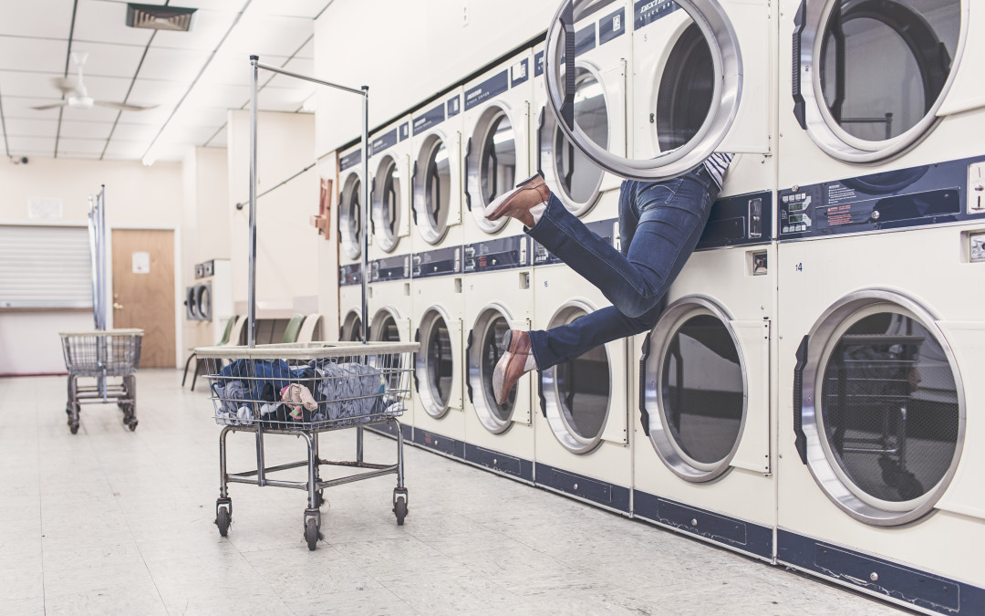 Wash, Rinse, Repeat, Tumble-dry