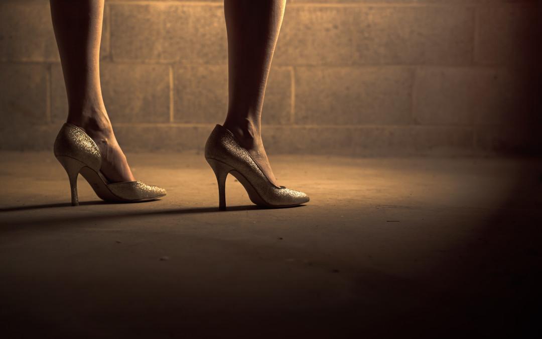 Shoes I'll Never Wear